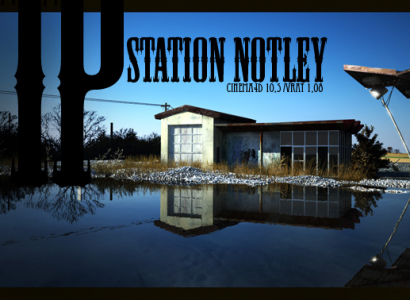 Making off -Station Notley-